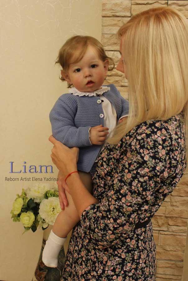 Liam By Bonnie Brown