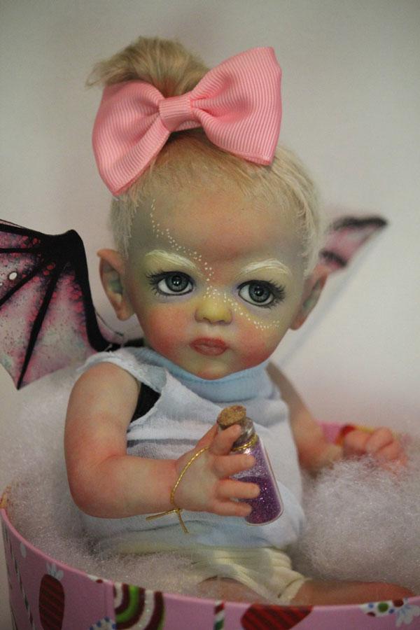 Mini Fairy Petunia By Marita Winters