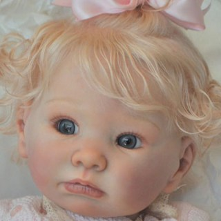Heidi by Adrie Stoete (reborned by Paris Alley Reborns)