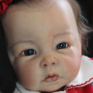 Luca by Elly Knoops (reborned by Petite Cherie Art Dolls)