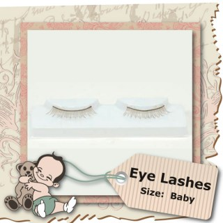 Baby Eye lashes