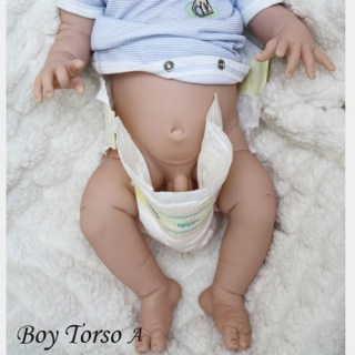 Adrie Stoete Boy Torso - Option A