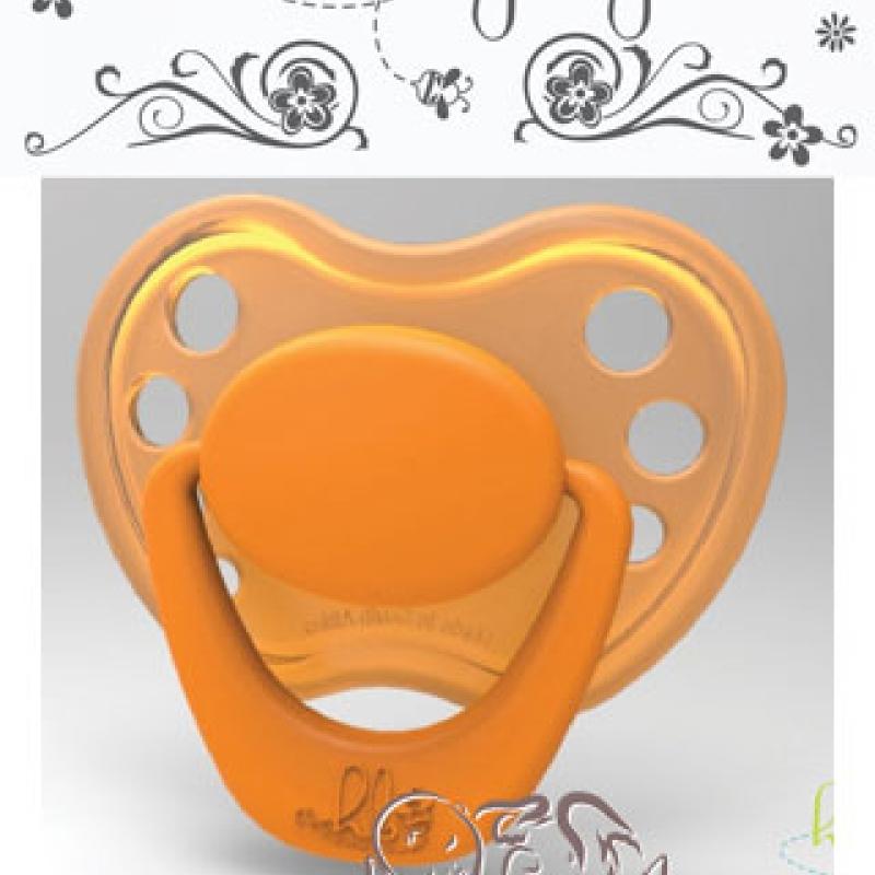 Honeybug Sweetheart Design Magnetic Dummy Miss Orange Blossom Reborn Baby