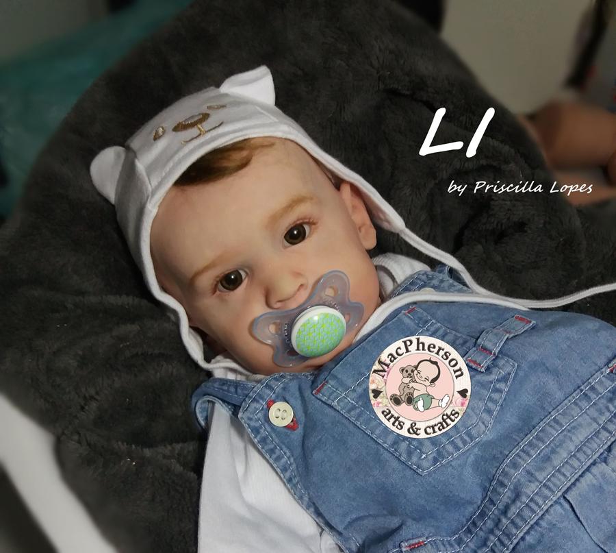 Li by Priscilla Lopes Lopez