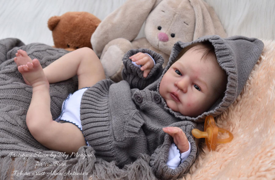 Image result for sloan doll kit toby morgan