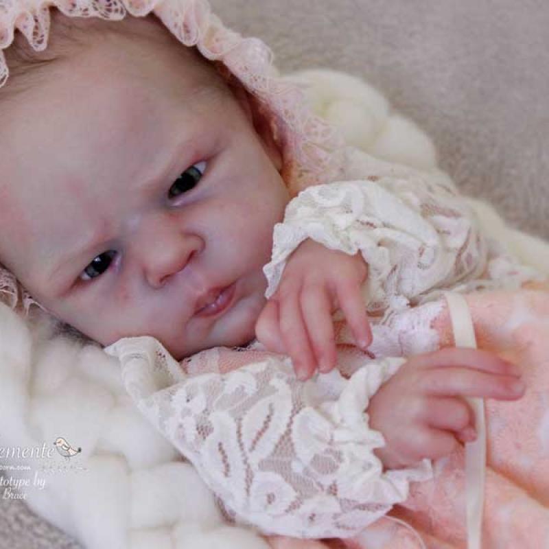 Reborn Doll Tiger Brown 16mm Half Round Eyes ~ REBORN DOLL SUPPLIES