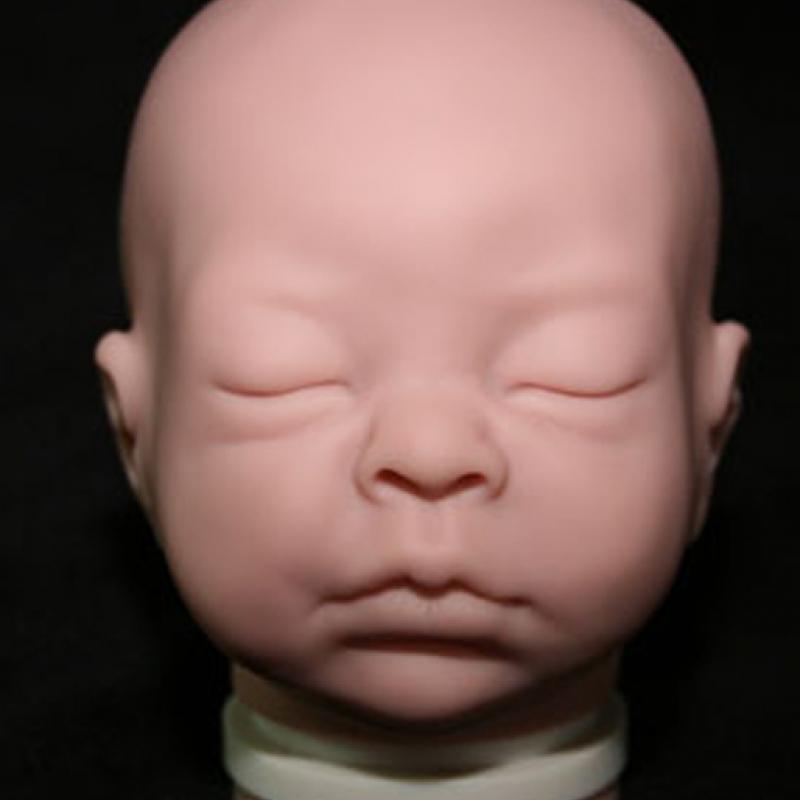 Reborn Baby Doll Supplies Neck Ring 55mm