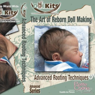 Advanced Rooting Techniques DVD~By Suzette du Plessis~Pre-Order